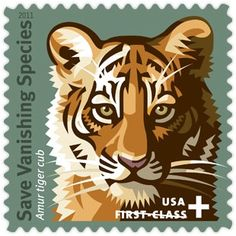 Under the Multinational Species Conservation Funds Semipostal Stamp Act of 2010, the Postal Service will transfer the net proceeds from the sale of these stamps to the United States Fish and Wildlife Service to support the Multinational Species Conservation Funds.