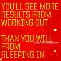 12 Best Morning Workout Quotes images | Fitness quotes ...