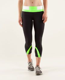RUN: Inspire Crop II, I think these might have to be my race day tights!