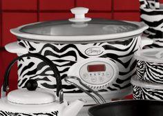 Zebra kitchen!   Loven the animal prints   Pinterest