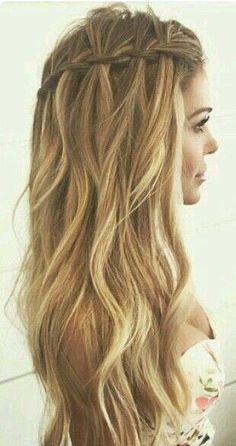 Haare - Mode Schönheit