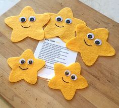 Five Little Stars