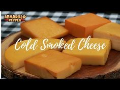 In today's video I'll show you how to cold-smoke cheese. You can cold smoke the cheese on a gas grill, kamado grill (Big Green Egg or Gourmet Guru) or your s. Smoke Cheese Recipe, Cheese Recipes, Keto Recipes, Pit Barrel Cooker, Kamado Grill, Smoked Cheese, Smoke Grill, Grill Time, Smoking Recipes