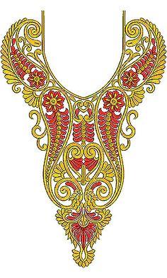 Traditional Bride Jalabiya   Embroidery Design