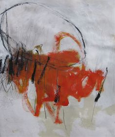 """""""Gesture,"""" an exhibition of all new works by Raleigh-based artist Jason Craighead"""