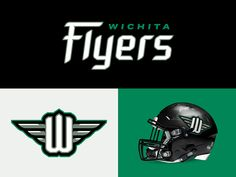 Wichita Flyers designed by Zilligen Design Studio. Connect with them on Dribbble; the global community for designers and creative professionals. 32 Nfl Teams, Pro Football Teams, Football Uniforms, Sports Uniforms, Football Helmets, College Football, Sports Fonts, Sports Decals, Sports Logo