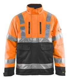 Safety Jacket Blaklader Hi-Vis Winter Jacket 4927 3f58f8cf7