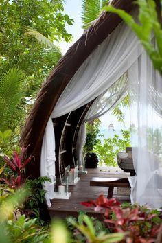 Dedon abre resort em ilha no Pacífico - Siargao Philippines. Dream Vacations, Vacation Spots, Vacation Packages, Vacation Travel, Vacation Ideas, Interior Exterior, Exterior Design, Oh The Places You'll Go, Bora Bora