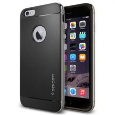 Spigen iPhone 6 Plus Case Neo Hybrid Metal [Harga: Rp 475.000]