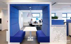 Rever Interieurprojecten (Project) - Kantoor Asics - PhotoID #375322 - architectenweb.nl