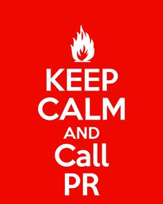 Public Relations | Putting Out Fires?