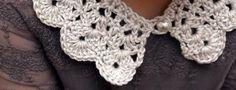 Crochet - Collar Pattern