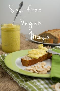 Soy-Free Vegan Mayo. Don't be fooled by its untraditional color—it has that tangy, creamy, cravable flavor you know and love.