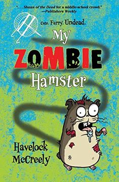 My Zombie Hamster @ niftywarehouse.com #NiftyWarehouse #Zombie #Horror #Zombies #Halloween