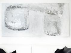 White sofa: different shades of white White Sofas, Shades Of White, Painting, Art, White Couches, Painting Art, Paintings, Kunst, Paint