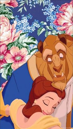 """Phone Backgrounds → Beauty and the Beast"""