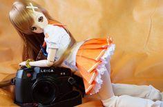 Smart Doll Mirai Suenaga by fumileica
