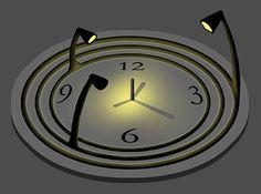 unusual clock faces - Google Search