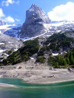 Lago di Carezza, Latemar, Südtirol, Italy
