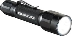 Pelican Flashlights 7000 Hi Intensity LED Programmable Flashlight Black by Pelican Products CE ** See this great product.