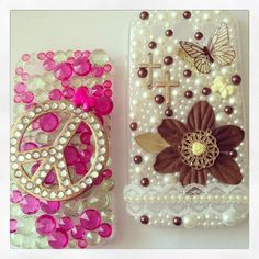 Pearls with a touch of vintage, Dewdrop case