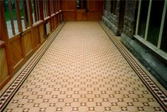 Victorian Tiles expertly fitted in Surrey