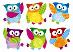 I should ask @Donna Spivey if she has any of these owls, left over from her class theme, that we could use for the Library remodel when she's done with them :)