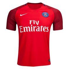 Paris Saint-Germain 16/17 Away Soccer Jersey - WorldSoccershop.com | WORLDSOCCERSHOP.COM