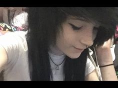 Dyeing My Hair Black! :D