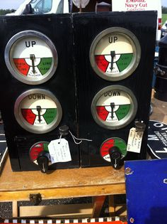 Sometimes its UPS & DOWNS  at IACF Swinderby antique fair