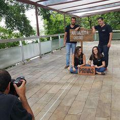 Equipe do Globo Tijuca fazendo uma linda matéria com a galera do Armazém4. Aguardem!  #assessoriadeimprensa #comunicacaoderesultados #bemnafita #bnf #bemnafitacom #armazem4 #tijuca #riodejaneiro #rj #moda #gastronomia #privas #feira #tijucatenisclube #marketing #jornalismo #publicidade #instagood