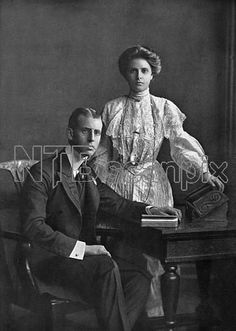 Prince Andrew of Greece and Princess Alice of Battenberg