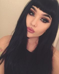 in love with her Bangs