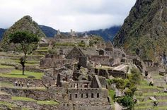 Machu Picchu - Cusco Region, Peru - Roger Parker/Bloomberg News