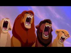 ▶ 07.Der König der Löwen 2 - Wir sind eins (Schlusslied) + Lyrics-Script - YouTube