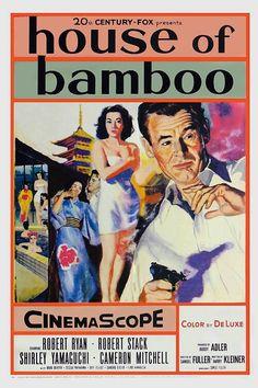 1955 - La Casa de bambú (House of Bamboo) - Samuel Fuller