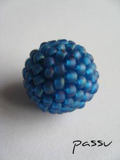 Tutorial TQB 10 mm beaded bead