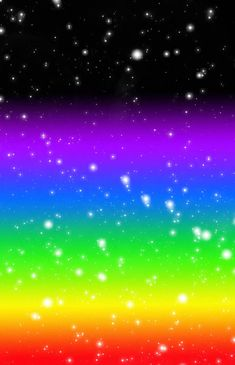Rainbow Outer Space Background by Magical-Mama Rainbow Wallpaper, Colorful Wallpaper, Rose Wallpaper, Rainbow Background, Sparkles Background, Rainbow Sky, Rainbow Colors, Pretty Wallpapers, Blue Wallpapers
