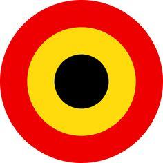 Belgian Air Force Roundel