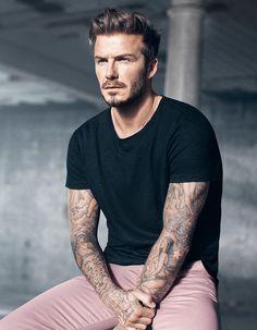 David Beckham forModern Essentials