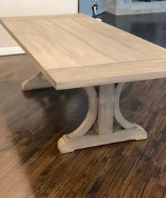 Dining Table - Confused About Furniture? Some Tips On Furniture Buying And Care. Oak Table, Wooden Dining Tables, Solid Wood Dining Table, Table Legs, Dining Room Table, Country Dining Tables, Wood Lumber, Dining Table Design, Farmhouse Table