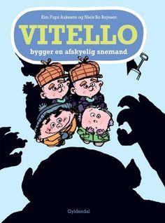 Vitello bygger en afskyelig snemand (Vitello) 99,-