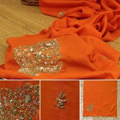 "Richa on Instagram: ""#onlineshop #buy #shop #shawl #accessories #byos #ootd #craft #cashmere #orange #ethnic #exclusive #embroidery #embellished #fashion #fashionista #gold #gaatha #handmade #instagood #india #rajasthan #jaipur"""