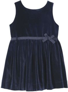 Oscar de la Renta Belted Velvet Dress  d3be5c181