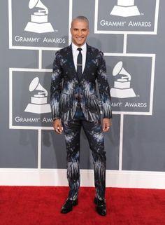 Jay Manuel #Grammy's