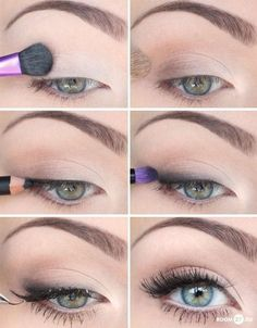 Top 12 Naked Eye Makeup Tutorial – Best Famous Fashion Design Trick & Look Idea - Way To Be Happy (3)