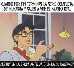 Meme  inuyasha