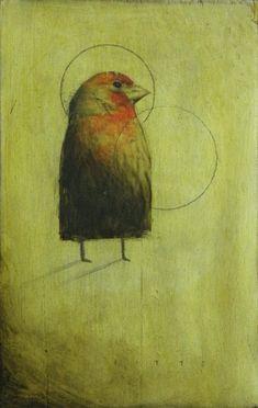Little Spiritbird, Red Face, Sesfitts