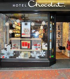 Brighton shop, Hotel Chocolat Christmas Cracker Giveaway, photo by Modern Bric a Brac