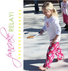 A Birthday Breakfast Party | Thoughtfully Simple, Activities and Games: We let the kids make cereal necklaces and also played a pancake relay game.